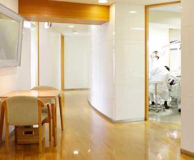 ファミリー歯科院内の様子